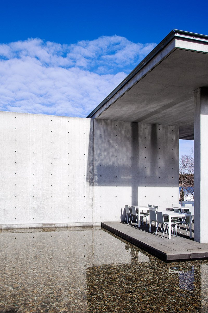 Art Center, Chateau Lacoste, le Puy Ste Reparade - Architecte : Tadao Ando - Photographie : Denis Dalmasso