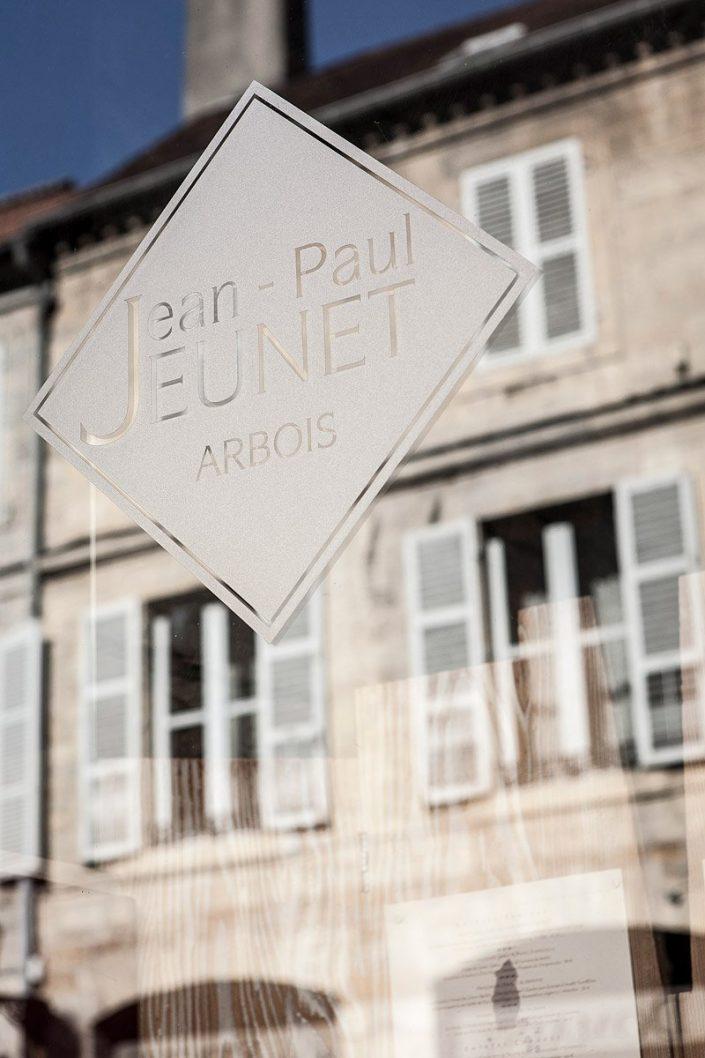 Restaurant of Jean-Paul Jeunet - Arbois - France - 2014/09/12 © Denis Dalmasso